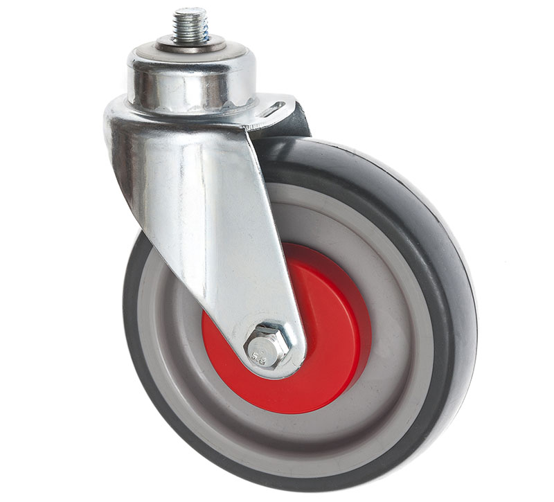 Shopping Trolley Castors and Wheels