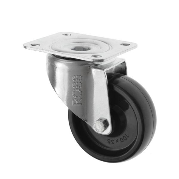 3360 Series Casters High Temp Phenolic Resin Wheel