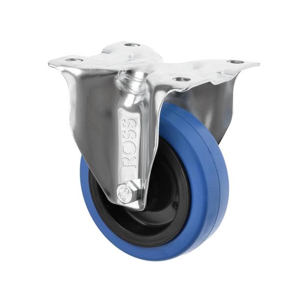 Fixed Wheel Castors and Fixed Castors