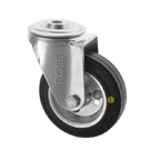 Bolt Hole Castors Anti Static 4000 Series