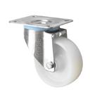 Stainless Steel Castors SS Series Medium Duty Nylon Wheel