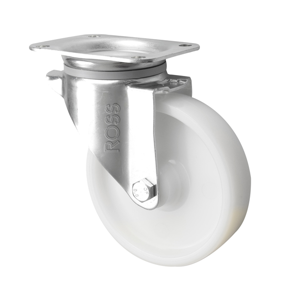 Nylon Castors & Wheels