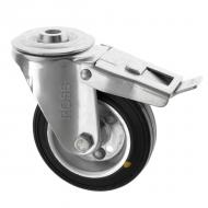4000 Series Bolt Hole Casters Anti Static