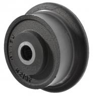 Rail Wheels & Flanged Wheels