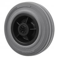 3360 Grey Rubber Caster Wheels