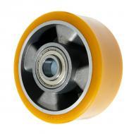 5000 Polyurethane Caster Wheel Aluminium Centre