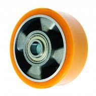 Aluminium Centre Polyurethane Wheels