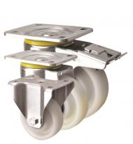 Nylon Castors Heavy Duty 5000 Series