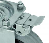 Directional Lock Castor
