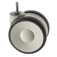 Designer Castors Stem Fitting LS Series