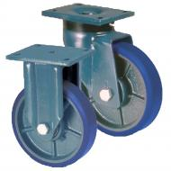 LAG E70 Fabricated Steel Castors