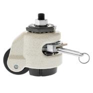 Footmaster Levelling Castor RHD Series