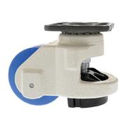 Heavy Duty Footmaster Levelling Castor RHD Series
