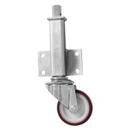 Polyurethane Wheel Jacking Castors Medium Duty JA Series