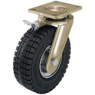 Directional Lock and Leading Brake Castors