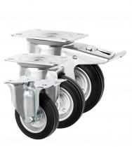 Industrial Rubber Castors 3360 Series MPVR