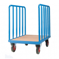 Long Goods Platform Trolley