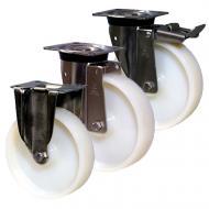 LAG Castors INOX40 Series Nylon