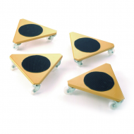 Rolling Platform Skates