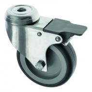 Light Duty Stainless Steel Castors