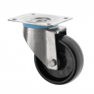 SS Series Medium Duty Stainless Steel Casters High Temp Wheel