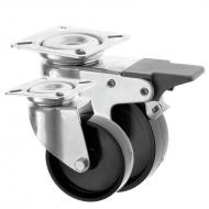 Small Castors Plastic Wheel 314 Series