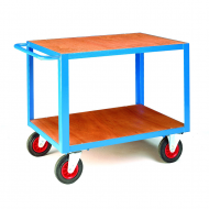 Heavy Duty Table Trucks 2 Decks