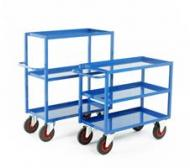 Heavy Duty Tray Trolley