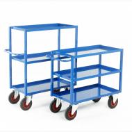 Heavy Duty Tray Trolley