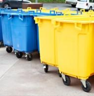 Waste Disposal Castors and Skip Wheels
