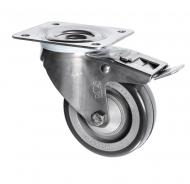 Stainless Steel Electro Conductive Castors SS Series