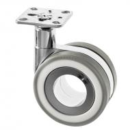 Modern Furniture Castors Plate Fitting ER Series