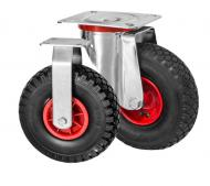 Pneumatic Castor Wheels