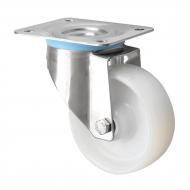 316 Grade Stainless Steel Castors with Nylon Wheel