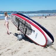 WheelEEZ Paddle Board Carts