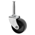 Furniture Castors Plastic Wheel FF Series Swivel