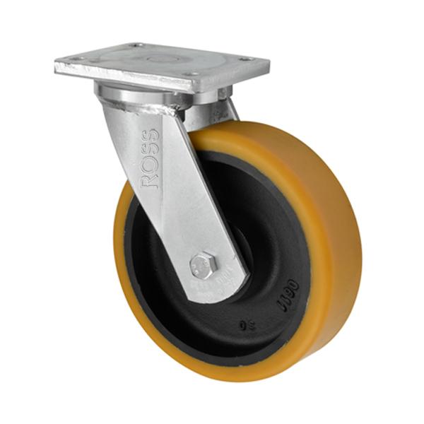 6000 Series Casters Polyurethane Wheel