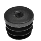 Round Plastic Threaded Inserts