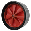 Rubber Trolley Wheels and Wide Tread Trolley Wheels