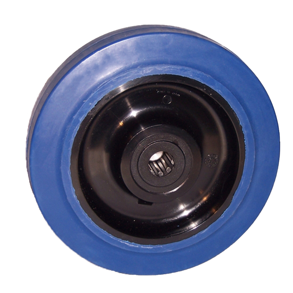 LAG Elasticated Rubber Wheels