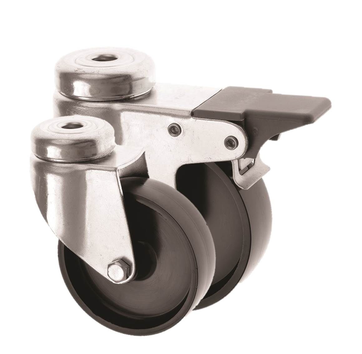 Castors Plastic Wheel 310 Series