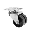 Castors Plastic Wheel 360 Series
