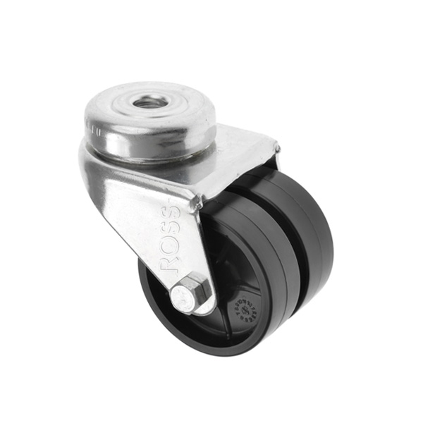 360 Series Bolt Hole Casters Plastic Wheel