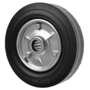 Rubber Heavy Duty Trolley Wheels