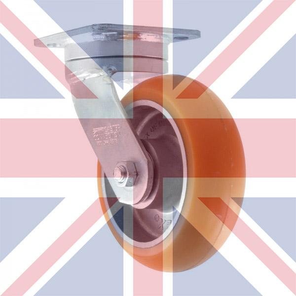 Apex Ergonomic Castors UK Metric Sizes
