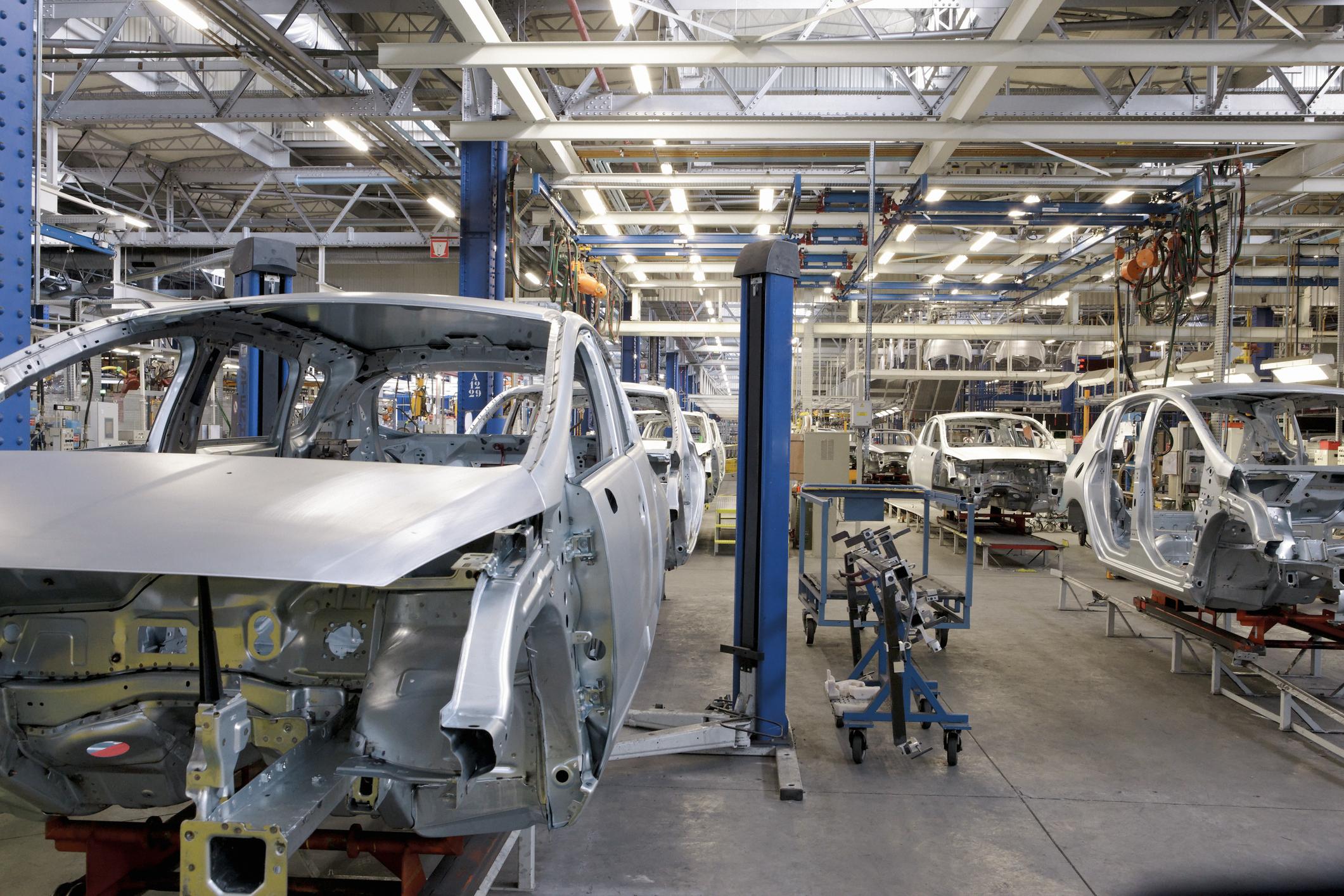 Automotive Castors