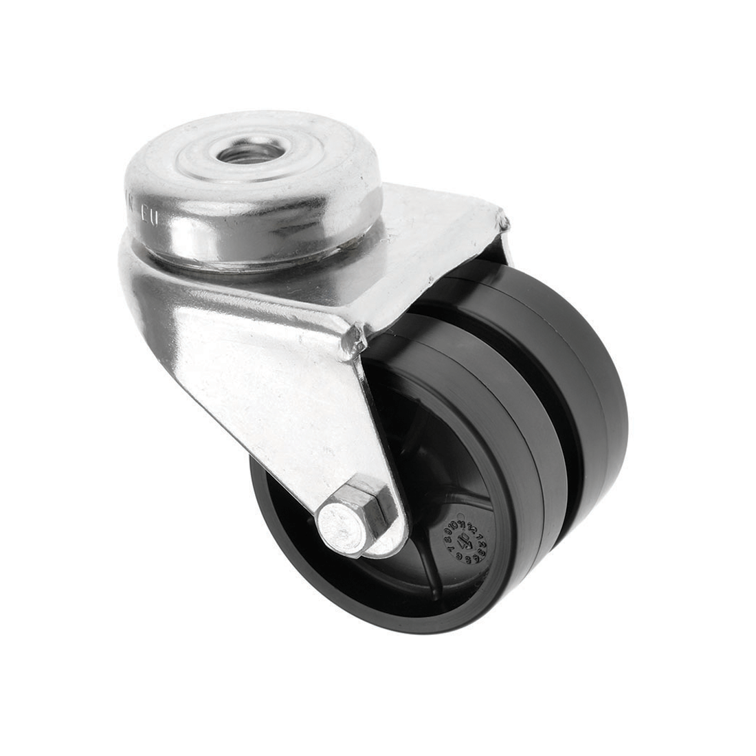 Bolt Hole Castors Plastic Wheel 360 Series