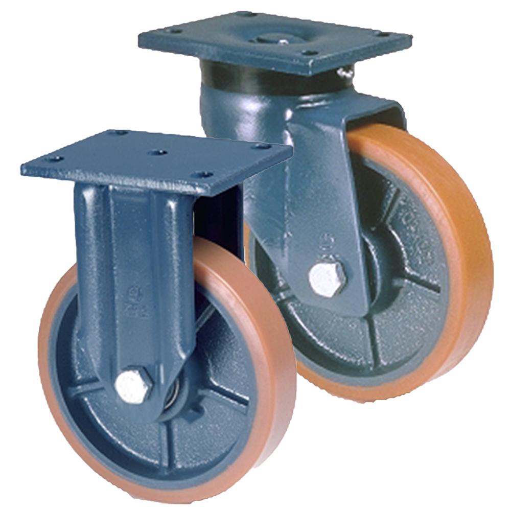 LAG E70 Cast Iron Heavy Gauge Castors