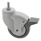 Slimline Castors Stem Fitting ES Series