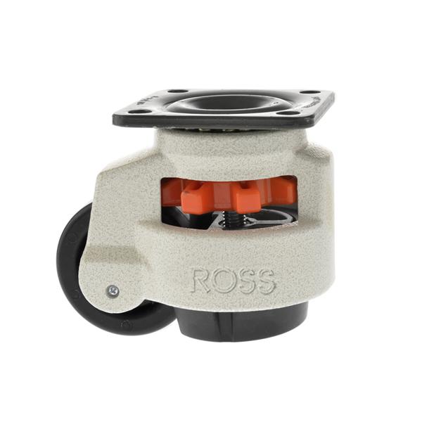 RHD Series Medium Duty Footmaster Caster Plate Fitting